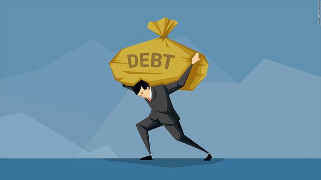 Mơ thấy trả nợ